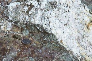 Radiolarite et calcaire